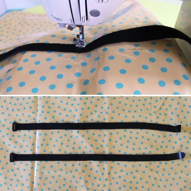 Sew Picnic Blanket Brit Velcro Brand