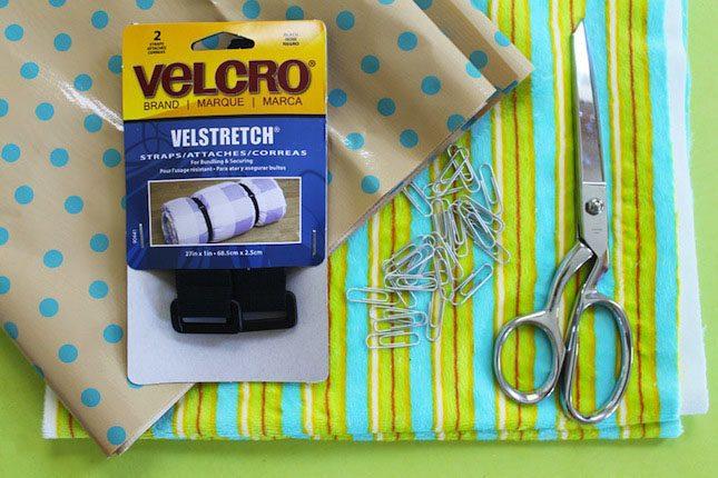 Materials Brit Picnic Velcro® Brand Velstretch®