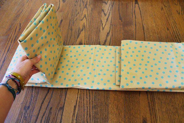 Brit Morin Picnic Blanket DIY