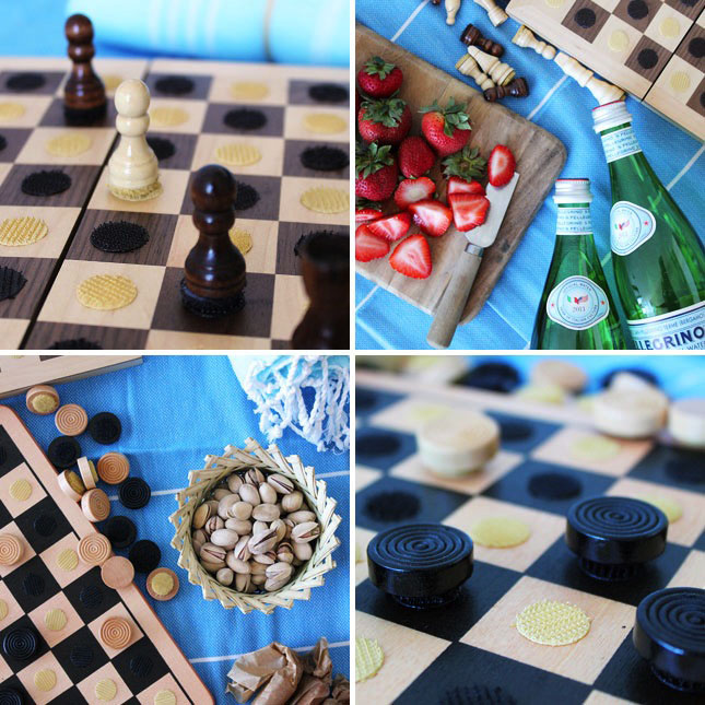 Summer DIY Chess