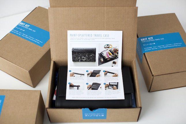 Brit Kit Travel Case VELCRO® Brand