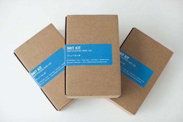 Brit Kit August VELCRO® Brand