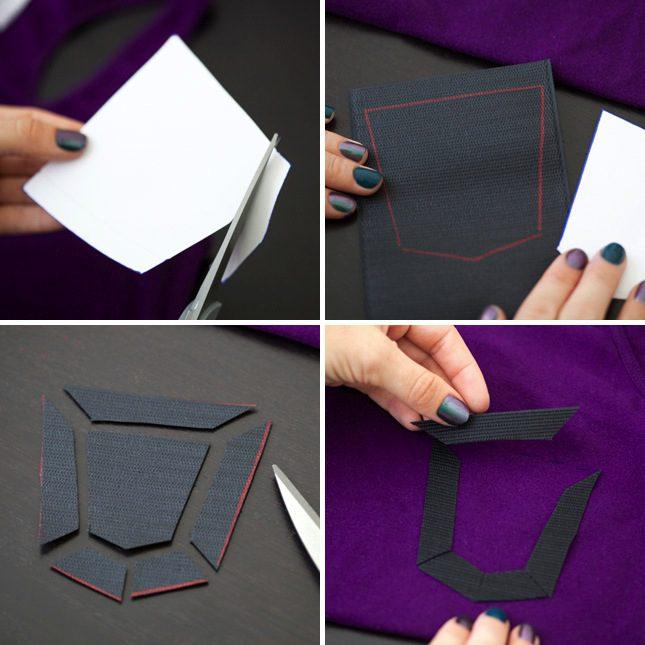 VELCRO® Brand Attach-a-Patch Pocket