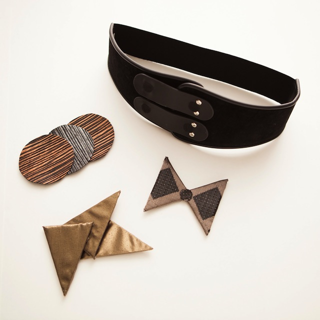 Customizable Style Belt Brit