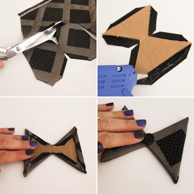 Stencil Belt Detail VELCRO® Brand Brit