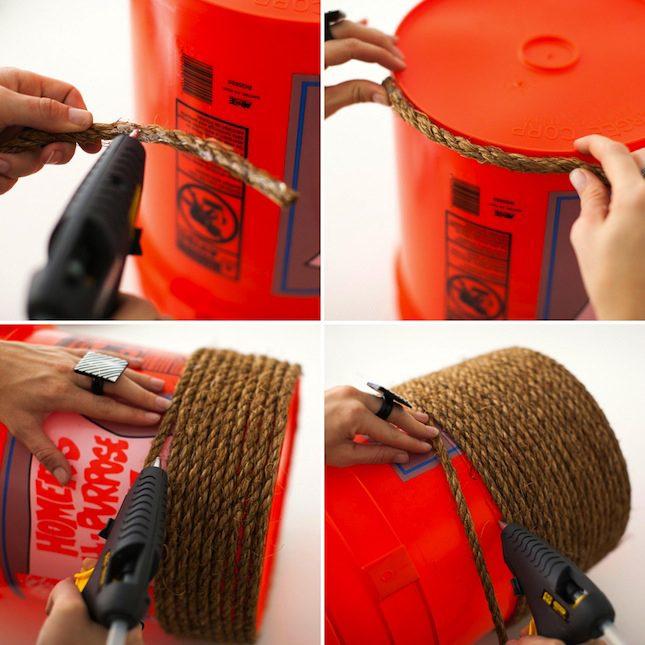 Home Depot Bucket Ottoman Brit