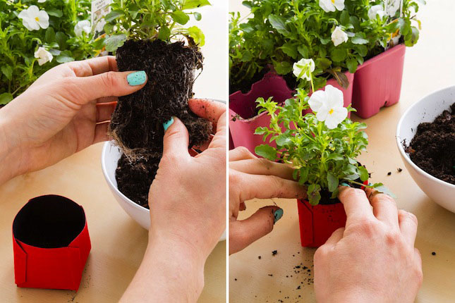 VELCRO®Brand Gardening DIY Planter