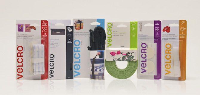 VELCRO®Brand New Packaging