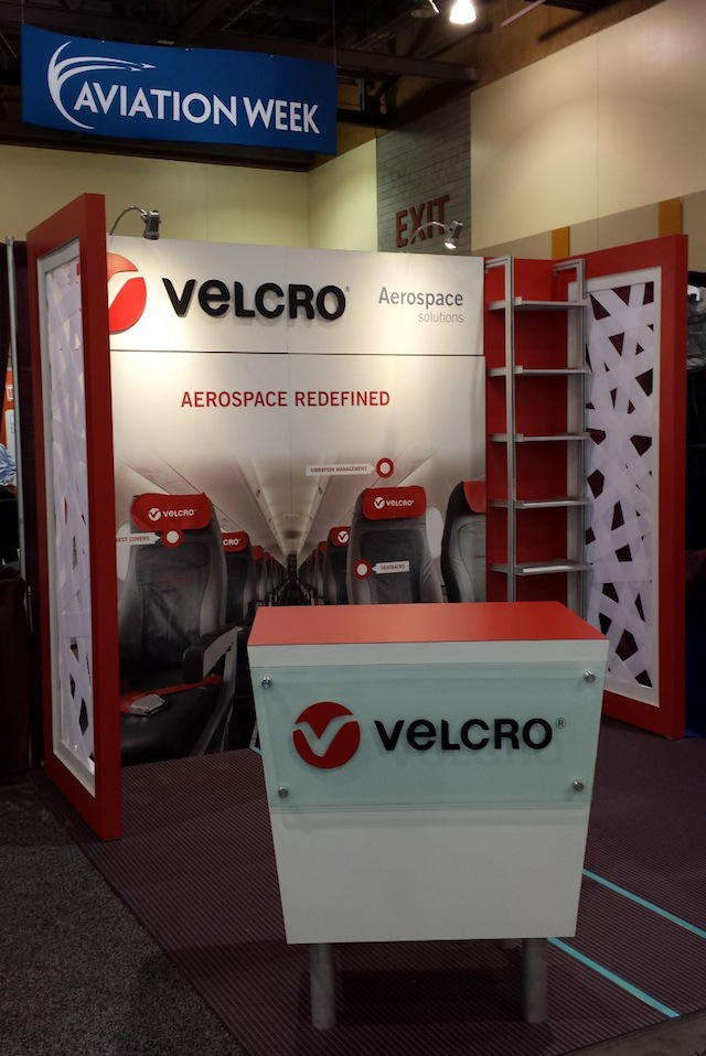 Velcro Industries MRO Booth