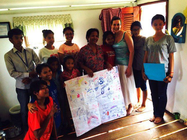 Velcro Industries Cambodian Children's Fund 4