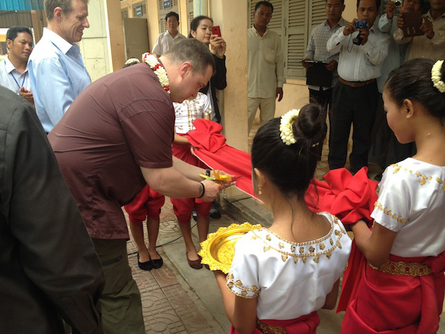 Velcro_Industries_Cambodian_Childrens_Fund_Ribbon_Cutting