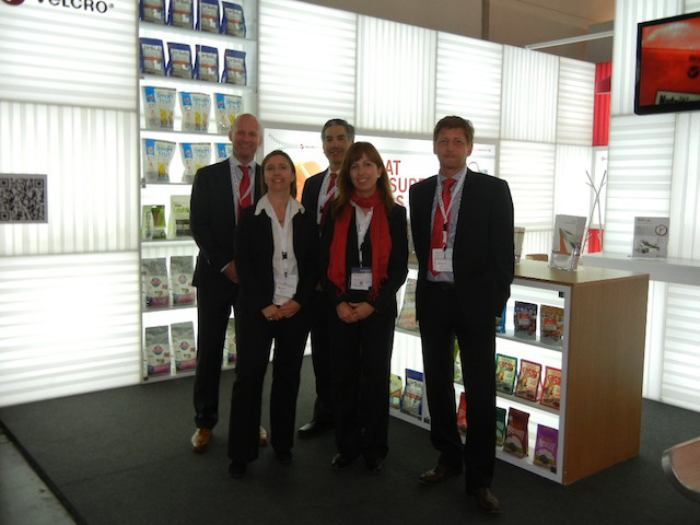 Velcro_Industries_Dusseldorf_Interpack_Booth