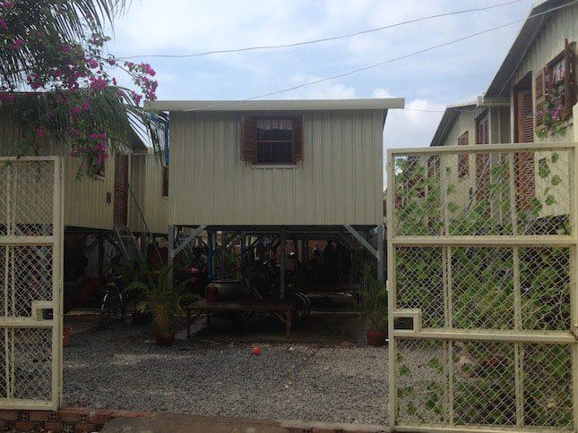 Velcro Industries Cambodian Children's Fund 2