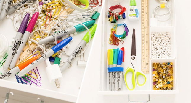 easy drawer organization 1