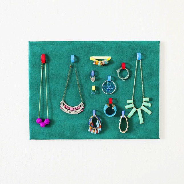 VELCRO®Brand Jewelry Organizer