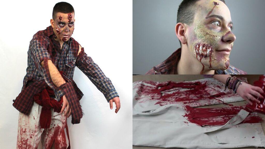 VELCRO Brand Halloween Zombie