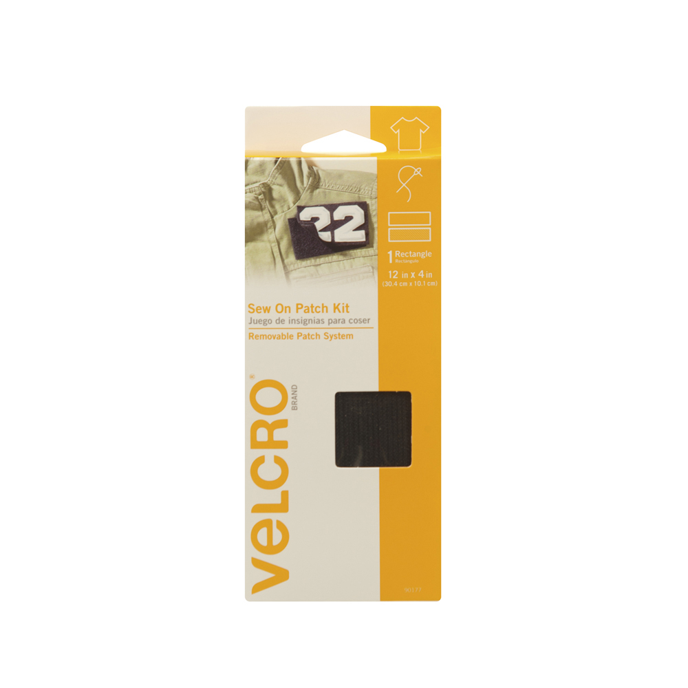 Buy Velcro Brand Sew On Patch Fasteners For Clothing