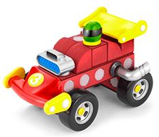mini race car formula