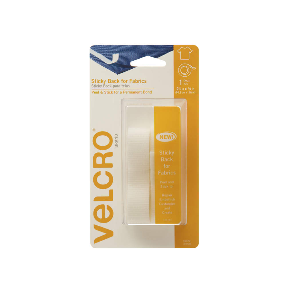 Buy Velcro Brand Sticky Back Fasteners For Fabrics