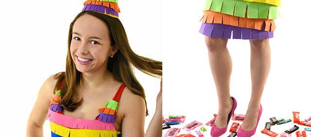VELCRO®Brand DIY Pinata Costume Project