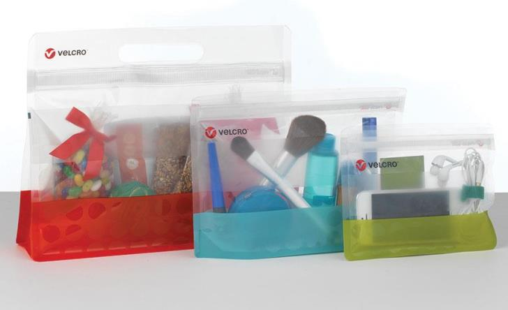 Flexible Packaging Announces VELCRO® Brand PRESS LOK® Bags Hot New Products