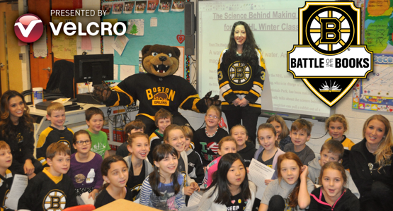 Bruins Reading Challenge