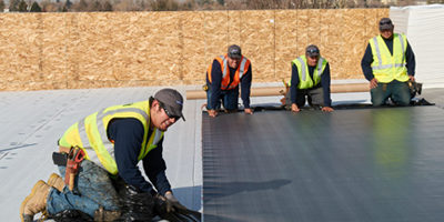 VELCRO® Brand-partners--with-CARLISLE® SYNTEC Systems-to-Create-Award-Winning-RAPIDLOCK™-Roofing-System