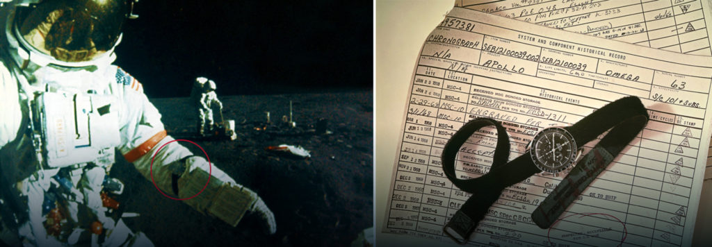 VELCRO® Brand Fasteners traveled to the moon