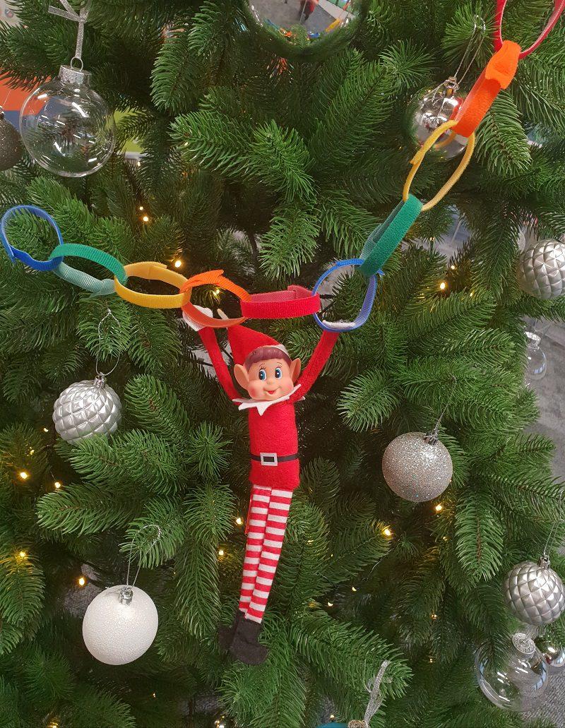 Fun Elf On The Shelf Ideas For Christmas 2018 Velcro