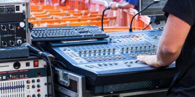 Professional AV Equipment