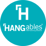 HANGables Permanent and Removable Hooks logo