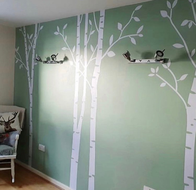 Family Tree Gallery Wall Ideas