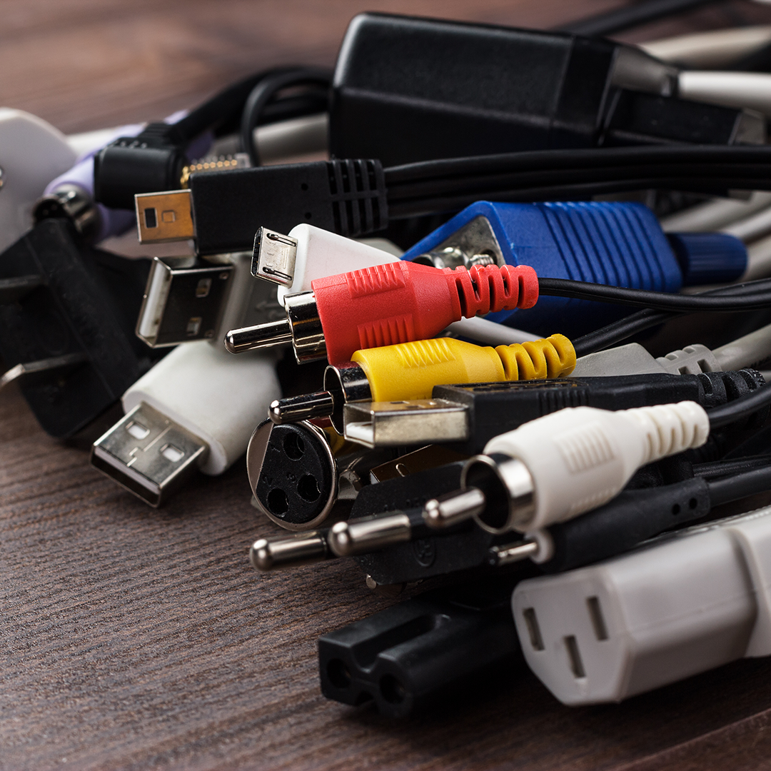 How to Tidy Computer Cables
