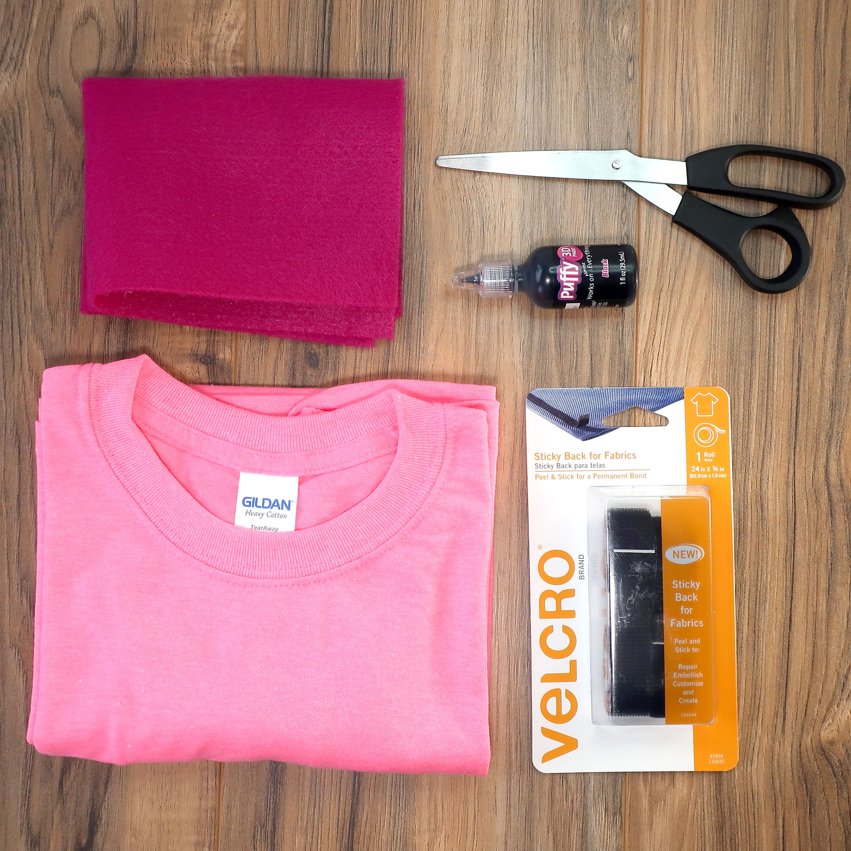 T-Shirt Materials