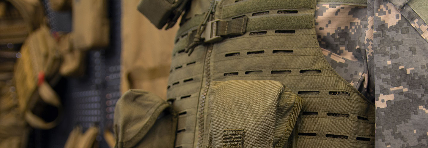 VELCRO® Brand Solutions for Tactical Vests