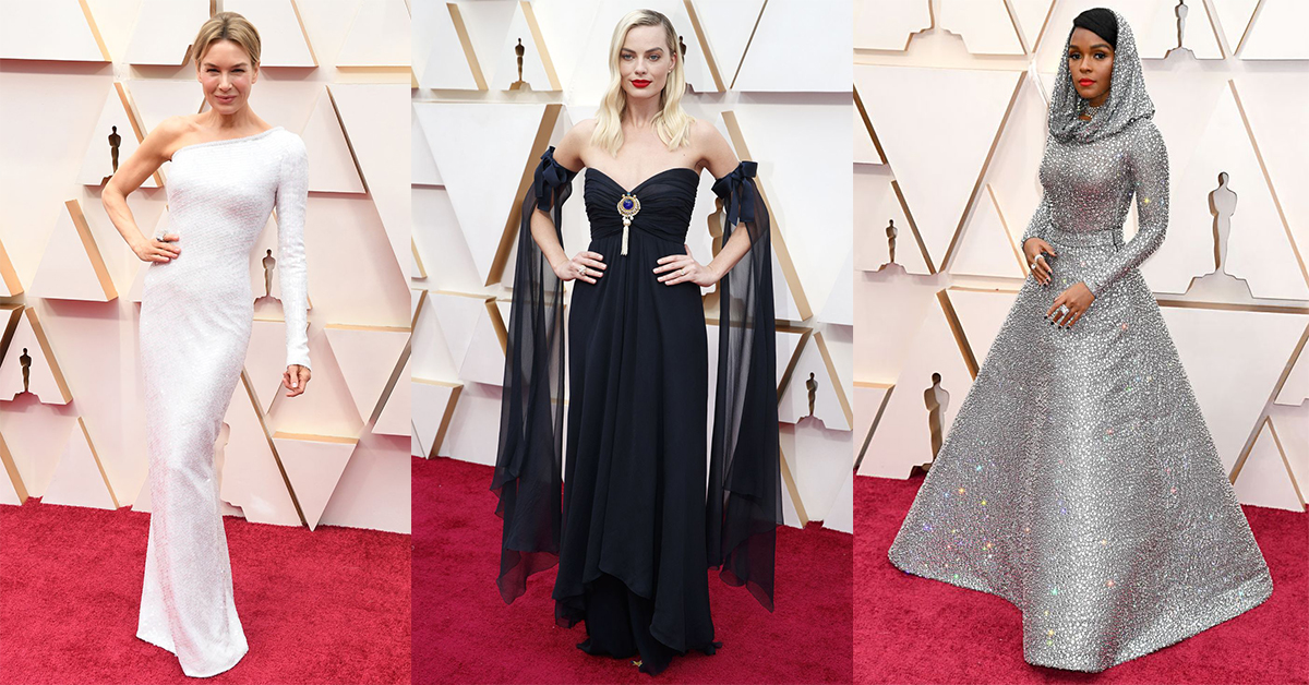 Best Dressed at the 2020 Oscars