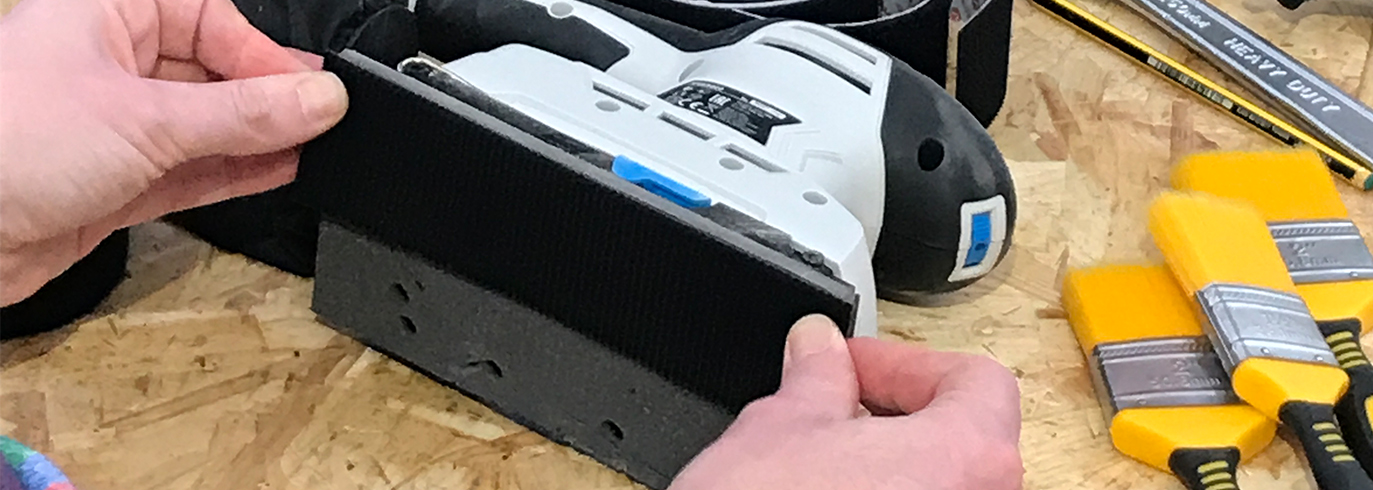 How to Repair a Worn Out Sander