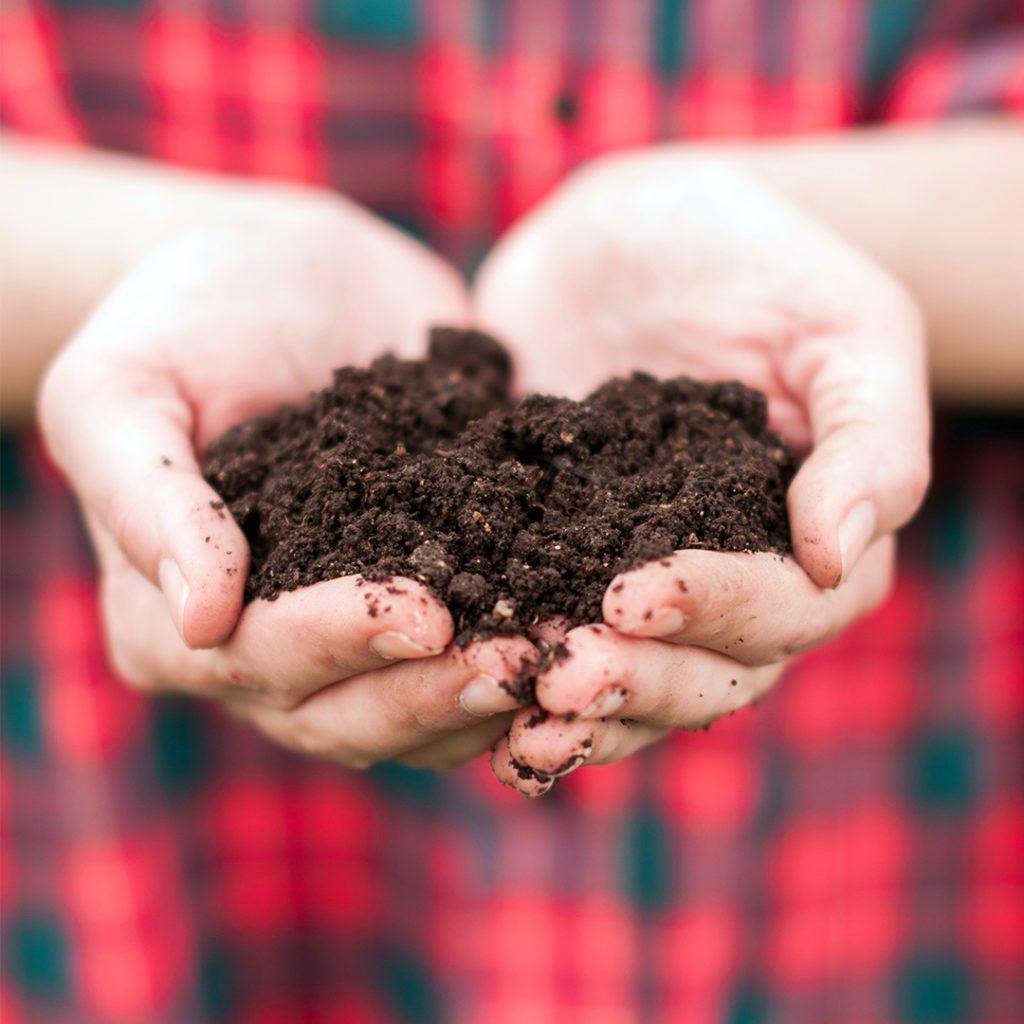 Plastic Free Gardening - Homemade Compost