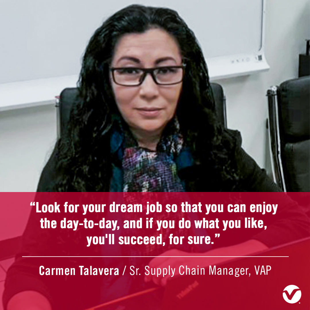 Carmen-Talavera International Women's Day