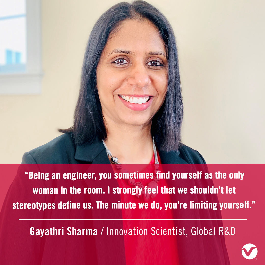 Gayathri-Sharma International Women's Day