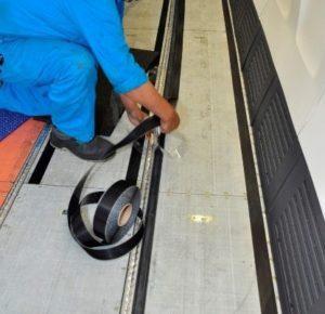 Aircraft Maintenance - Hook'nFly™ installation