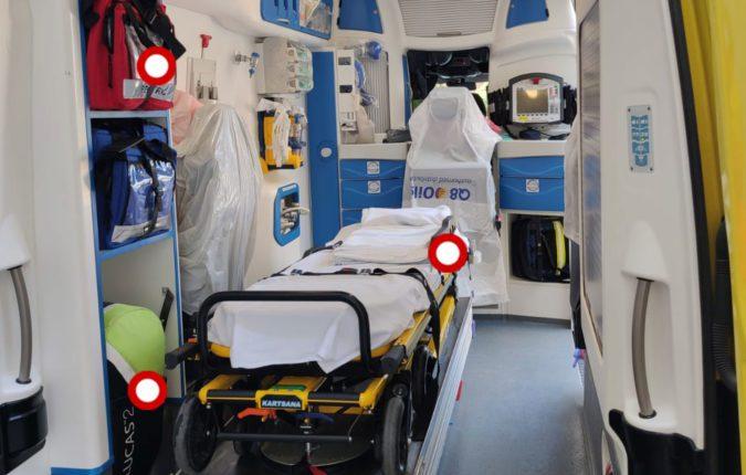 Ambulance Fasteners