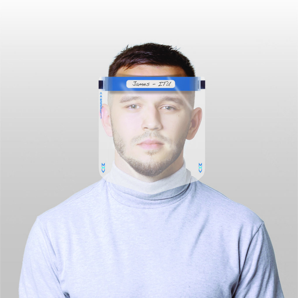 MEDI-VISOR Face Shield