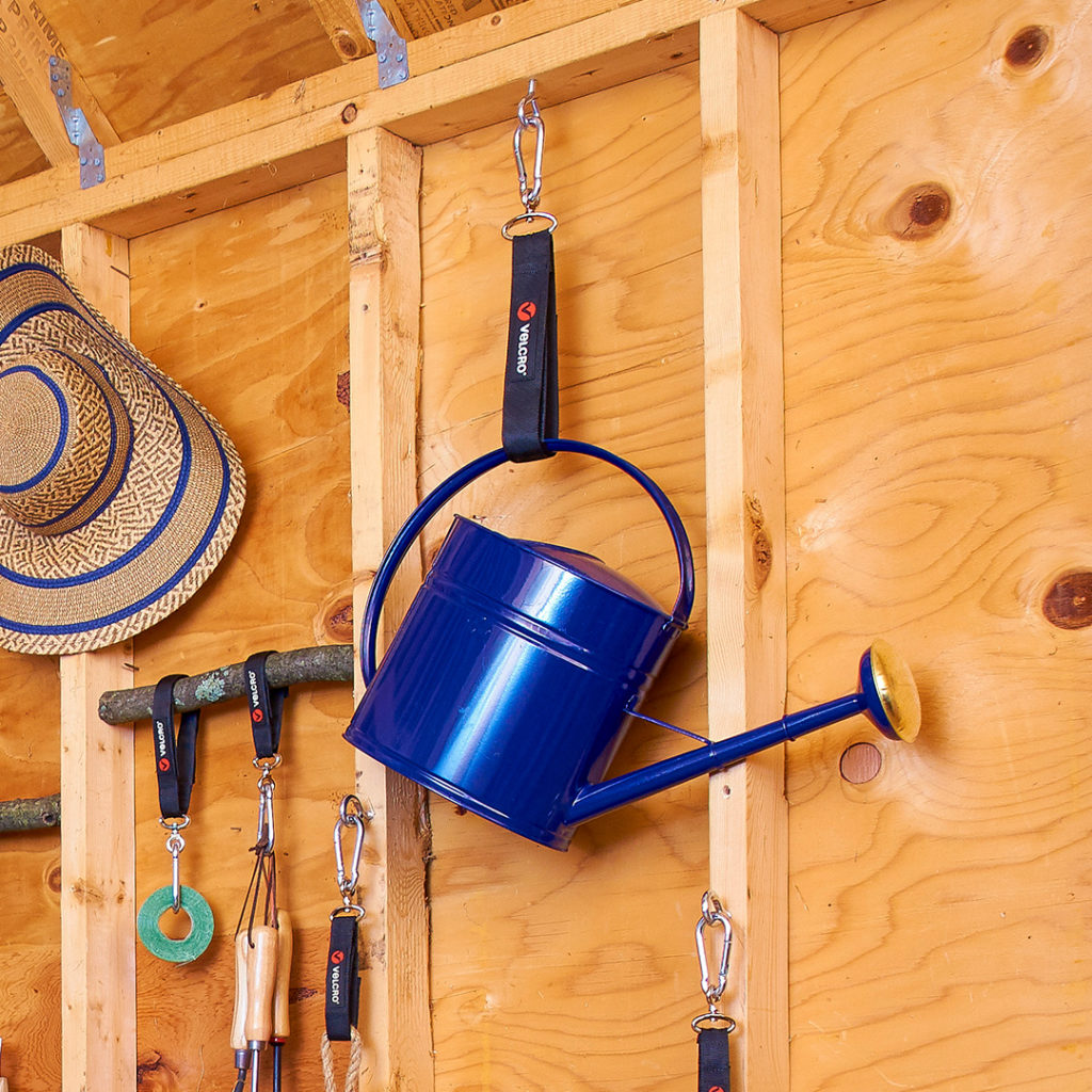 Watering Can Storage