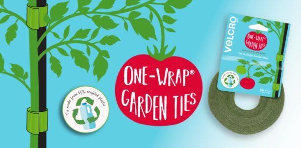 Sustainable Garden Ties