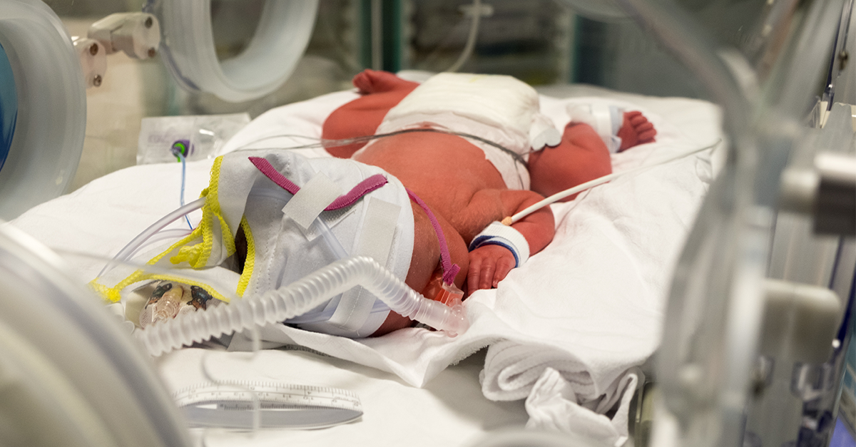 Respiratory Care - Neonatal & Our VELCRO® Brand Solutions