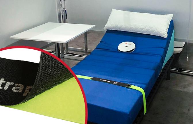 Field hospital bed fixtures
