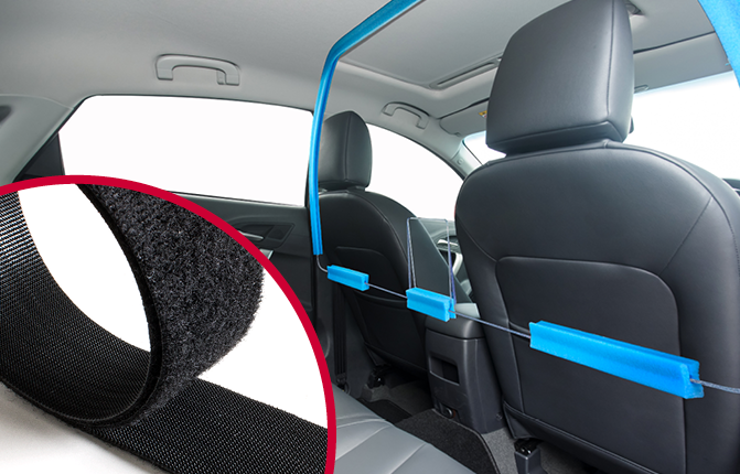 Fasteners for Private Transportation