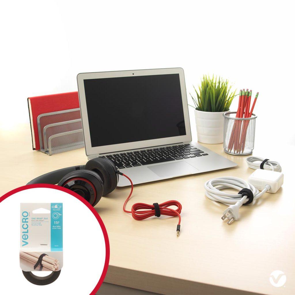 Home Study Desk Organization