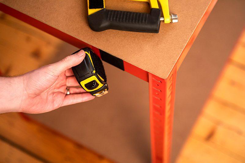 Workshop Organization hack 3: mount small items
